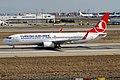 Turkish Airlines, TC-JHA, Boeing 737-8F2 (46722347615).jpg