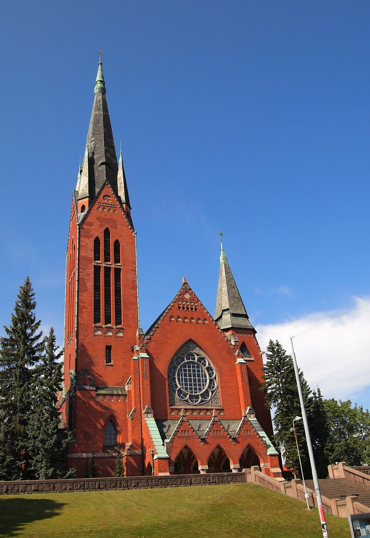 st michaels church turku wikipedia