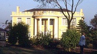 North Turramurra - Home in Bobbin Head Road