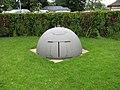 Turret at the memorial - geograph.org.uk - 1417554.jpg