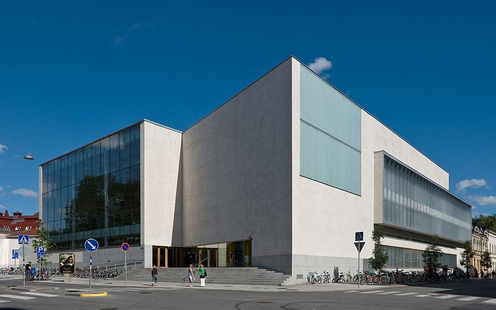 Turun kaupunginkirjaston päärakennus