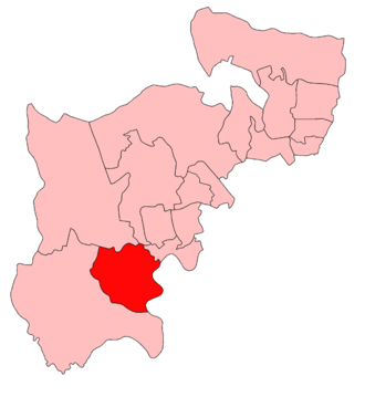 Twickenham (UK Parliament constituency) - Twickenham in Middlesex, 1918–45