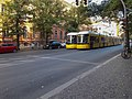 Two Flexity trams, Berlin (20180906 175935).jpg