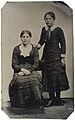 Two girls, ca. 1856-1900. (4732547698).jpg