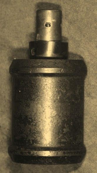 Type 99 grenade - Japanese Type 99 Hand Grenade