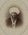 Types of Nationalities in the Turkestan Krai. Tajiks. Makhmud Khan, Kazi (Judge) of Ura Tiube WDL11082.png