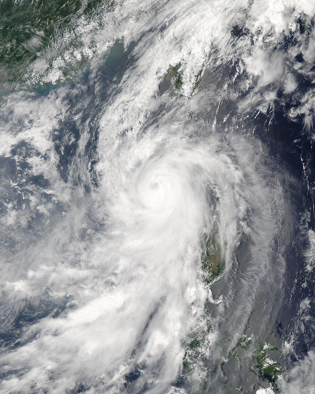 Typhoon Conson 2004