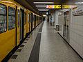 U-Bahnhof Berliner Straße, U7-Bahnsteig 20150219 4.jpg