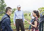 USAID Vietnam Mission Director Michael Greene Visits Thua Thien Hue Province (40962477461).jpg