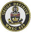 USCGC Decisive (WMEC 629) Logo.jpg
