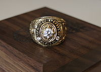 Balfour West Point Miniature Rings