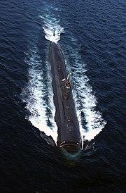 USS Albany SSN753