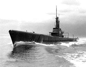 Retour vers le modélisme de Musashi 300px-USS_Archerfish%3B0831110