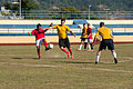 USS Bonhomme Richard sailors play soccer in Malaysia 150224-N-UF697-232.jpg