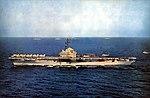 USS Essex (CVS-9) underway at sea in 1963.jpg