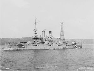 USS Idaho (BB-24) - USS Idaho