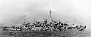 USS <i>Kinzer</i> (APD-91)