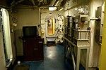 USS Missouri - Passageway (6180655962).jpg