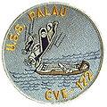 USS Palau (CVE-122) insignia, 1946.jpg