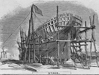 USS <i>Pembina</i> (1861) Unadilla-class gunboat of the Union Navy during the American Civil War