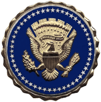Presidential Service Badge - Presidential Service Badge