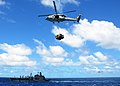 US Navy 080929-N-2183K-040 An MH-60S Sea Hawk carries a cargo pendant.jpg