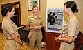 US Navy 100119-N-7498L-058 Female Navy officers discuss their personal experiences as women in the Navy at the 2010 Surface Navy Women's Symposium.jpg