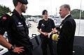 US Navy 100816-N-8273J-259 Adm. Gary Roughead speaks with Norwegian sailors in Bergen.jpg