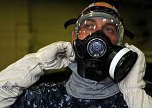 仕組み ガス マスク