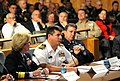 US Navy 101118-N-9712C-003 Capt. Thomas Luscher addresses the New Orleans City Council during Military Appreciation Day.jpg