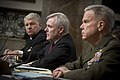 US Navy 110308-N-5549O-073 Navy leadership testify before the Senate Armed Services Committee.jpg