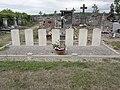 Ugny-sur-Meuse (Meuse) tombes de guerre de la CWGC.JPG