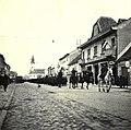 Ulica kralja Petra I. a magyar csapatok bevonulása idején. Fortepan 76993.jpg
