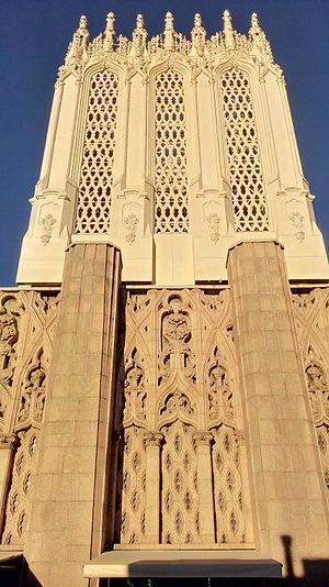 Walker & Eisen -  United Artists Building, Downtown LA.