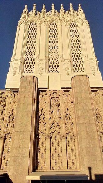 Walker & Eisen - United Artists Building, Downtown LA.