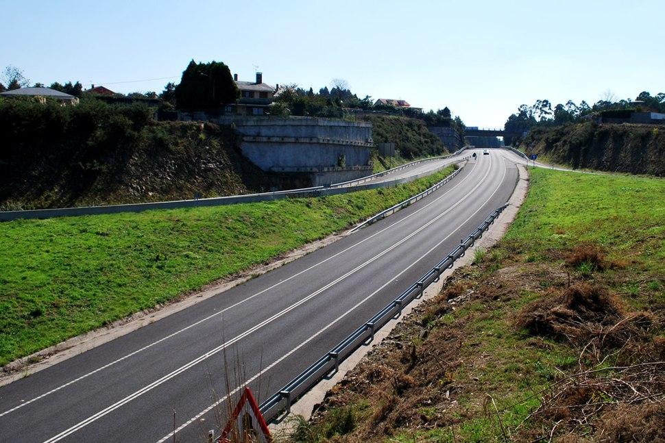 Vía Ártabra Oleiros Sada