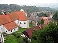 Výhled z hradu Lipnice nad Sázavou.jpg