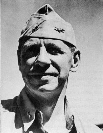 Frederick C. Sherman - Vice Admiral Frederick C. Sherman