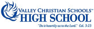 Valley Christian High School (San Jose, California) - Image: VCHS
