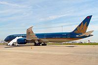 VN-A866 - B789 - Vietnam Airlines