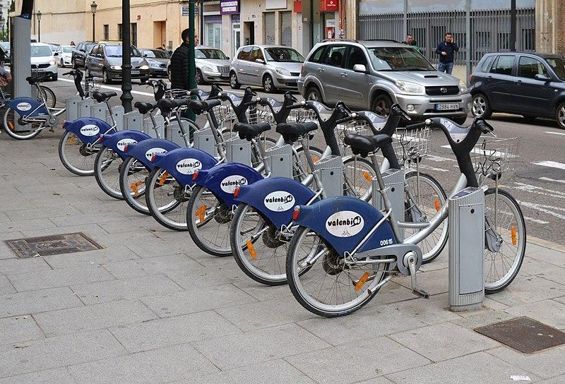 Como alugar uma bicicleta em Valência