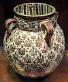 Valencia, vaso con lustro metallico, 1675-1750 ca..JPG