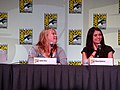 Vampire Diaries Panel at the 2011 Comic-Con International (5985196621).jpg