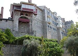 Vatopedi monastery, Agio Oros, Greece
