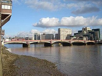 Alexander Binnie - Binnie's Vauxhall Bridge