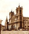 Velha Matriz e a Capela do Divino - 1900 - Virgilio Calegari.jpg