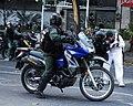 Venezuela National Guard Headlock.jpg
