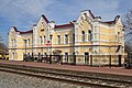 Venyov (Tula Oblast) 03-2014 img13 train station.jpg