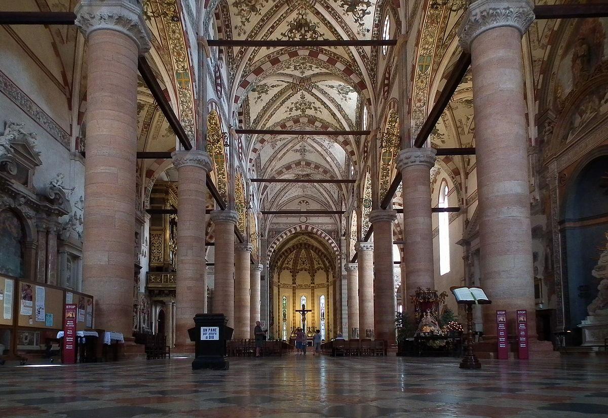 File:Verona, Basilica di Santa Anastasia 001.JPG - Wikimedia Commons