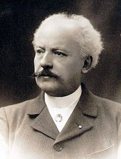 Victor Warot Belgian opera singer